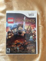 Lego lord of the Rings Wii in Macon, Georgia