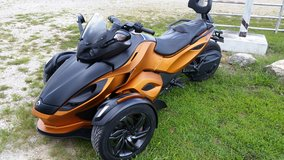 2013 Can Am Spyder RS-S SM5 in Fort Leonard Wood, Missouri