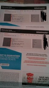 U2 Tickets (two of them) in Yorkville, Illinois