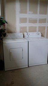 Whirlpool electric Washer and dryer set in Camp Pendleton, California