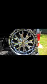 20in aftermarket rims in Byron, Georgia