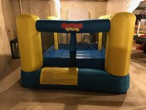 Bounce Round bounce house in Sugar Grove, Illinois