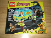 Lego #75902 Scooby Doo The Mystery Machine NEW in Yorkville, Illinois