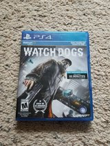 PS4 Watch Dogs Game in Camp Lejeune, North Carolina