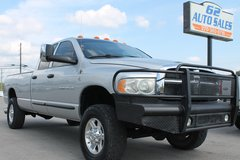 2005 Dodge Ram 3500 SLT Quad Cab 4X4 Diesel 6 Speed Manual #10682 in Elizabethtown, Kentucky