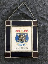 """1-15th Infantry Regiment (Audie Murphy Battalion) Wall Ornament (3"""" x 4"""") in Colorado Springs, Colorado"""