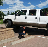 2007 f350 CCSB SRW in Colorado Springs, Colorado