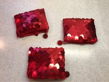 red sequin change purses in Wheaton, Illinois
