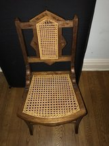 Cane-woven Chair in Tinley Park, Illinois
