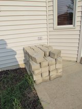 Retaining Wall Bricks in Oswego, Illinois
