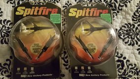 Spitfire broadheads in Byron, Georgia