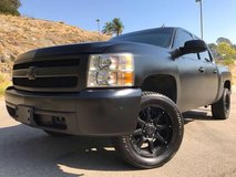 Chevy Silverado Matte Black in 29 Palms, California