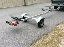 Trailex Aluminum Kayak or Canoe Trailer Reduced!! in Savannah, Georgia