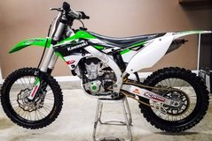 2015 KAWASAKI KX450F BRAND NEW BIKE NEED TO SELL IT ASAP!!! in Oceanside, California