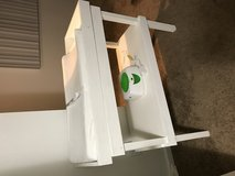 Changing table (free wipes warmer and changing pad with plush cover) in Barstow, California