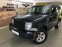 2010 Jeep Liberty 4WD in Hohenfels, Germany