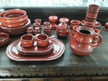 Ceramic dishes in Grafenwoehr, GE