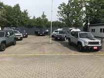JEEP Renegade now available!!! in Hohenfels, Germany
