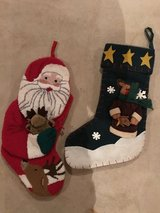 Christmas Stocking in New Lenox, Illinois