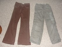 GIRLS SIZE 10 AND 10/12 JEANS LOT OF 12 in Camp Lejeune, North Carolina