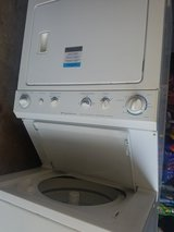 Stackable washer & Dryer Set in Lawton, Oklahoma