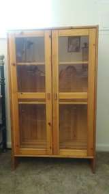 wooden cabinet in Virginia Beach, Virginia