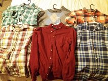 Men's Clothing-fair to great condition, will sell separately. in Hill AFB, UT
