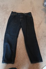 Aeropostale Navy Blue Denim (Like New) in Fort Bragg, North Carolina
