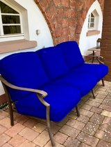 Montreux Cushion Outdoor Couch by Tropitone in Ramstein, Germany