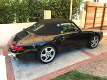 Porsche 993 Convertible in Cleveland, Ohio
