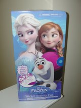 "NEW ""DISNEY FROZEN STICKER & ACTIVITY FUN in Camp Lejeune, North Carolina"