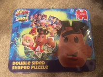 double sided puzzle in carry case-brand new in Lakenheath, UK