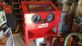 Sand Blast Cabinet in Alamogordo, New Mexico