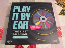 Play It By Ear CD Game in Kankakee, Illinois