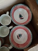plate, cup and bowl set in Valdosta, Georgia