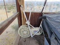 Exercise bicycle with arms in Yucca Valley, California
