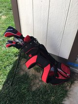 Rt handed beginner golf clubs in Travis AFB, California