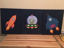 Wall Art - Set of 3 in Fort Bliss, Texas