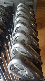 Cleveland CG4 Tour Irons in Camp Lejeune, North Carolina