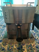 DeLonghi Espresso machine in Beaufort, South Carolina
