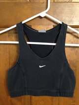 Black Sports Bra - Nike - Lg. in Joliet, Illinois