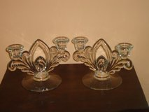 vintage cambridge  candlesticks in Naperville, Illinois
