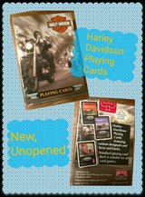 Harley Davidson Playing Cards in bookoo, US