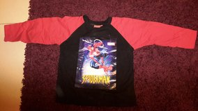 Spiderman Pullover sz 7 (new) in Ramstein, Germany