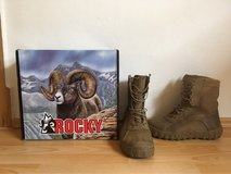 like new Military boots! size men's 11US in Ramstein, Germany