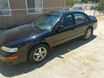$1100 obo 98 Nissan Maxima in 29 Palms, California