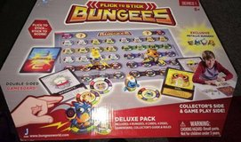 """BRAND NEW FLICK TO STICK BUNGEES DELUXE PACK"""" DOUBLE SIDED GAME BOARD in Fort Campbell, Kentucky"""