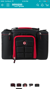 6 Pack Fitness Travel Fit bag in Okinawa, Japan