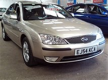 FORD MONDEO GHIA 72K + FSH!! in Lakenheath, UK