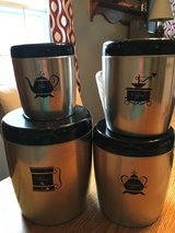 Canisters in St. Charles, Illinois